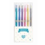 Lovely Paper Glitter gel pens