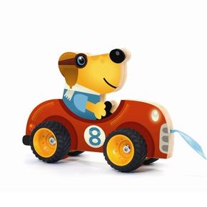 Trækdyr,  Terreno bil