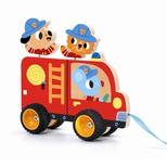 Trækdyr, Terreno brandbil