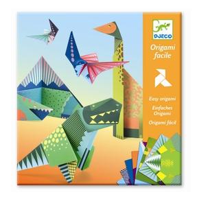 Kreativ origami. Dinoer