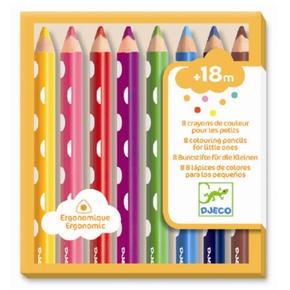 Kreativ for de små, Farveblyanter