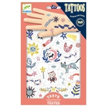 Tattoos, Drømme selvlysende