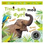 Titte-bøh med dyr! Papbog med 5 skønne lyde