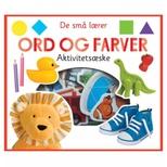 De små lærer - Ord og farver - aktivitetsæske