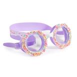Svømmebrille, Donuts lilla