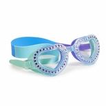 Svømmebrille, hjerte Mint
