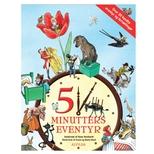 5-minutters eventyr - 32 kendte eventyr og fortællinger