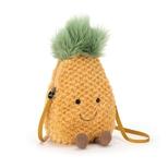 Amuseable Ananas skuldertaske