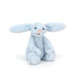 Bashful Kanin, lyseblå baby 13 cm