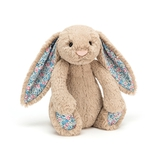 Bashful Blossom kanin, Beige mellem 31 cm
