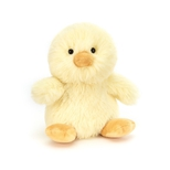 Fluffster Kylling gul, 11 cm