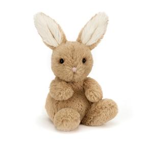 Poppet kanin baby, 10 cm