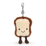 Amuseable Toast, vedhæng til taske