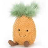 Amuseable Ananas, stor 47 cm