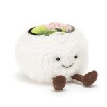 Amuseable Silly Sushi California, 10 cm