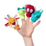 Fingerdukker, Junglens dyr