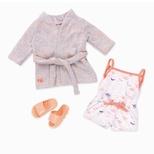 Dukketøj, Pyjamas med badekåbe