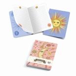 Lovely Paper notesbøger lille, Aurelia