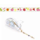 Lovely Paper dekorativ tape, Frugter