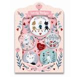 Lovely Badges - Badges, Katte