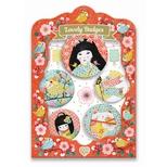 Lovely Badges - Badges, Japan