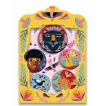 Lovely Badges - Badges, Wild
