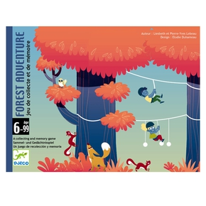 Djeco kortspil, Forest Adventure
