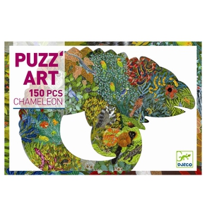 Puzz'art Kamæleon, 150 brikker