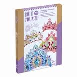 DIY - Prinsesse diademer, mosaik