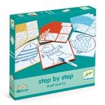 Lærespil - Trin for trin, Graff & co