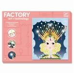 Factory - E-paper sæt, Smukke damer