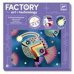 Factory - E-paper sæt, Havets dyb