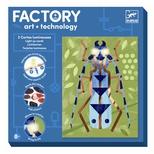 Factory - E-paper sæt, Insekter