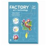 Factory - E-textil sæt, Halskæde fugl