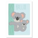 Koala postkort