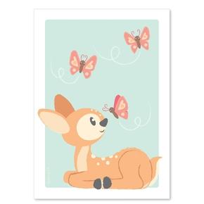 Bambi postkort