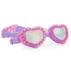 Svømmebrille, Hjerte lyserød