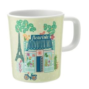 Paris Pastel kop, Gul