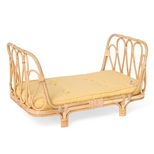 Poppie Day Bed, gul madras