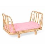 Poppie Day Bed, Lyserød madras