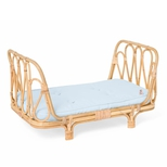 Poppie Day Bed, blå madras