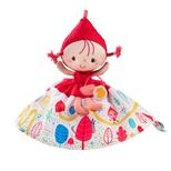 Vendbar dukke - Den lille Rødhætte