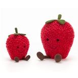 Amuseable jordbær, 20 cm