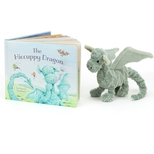 Jellycat bog, The hiccuppy Dragon