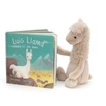 Jellycat bog, Luis Lama
