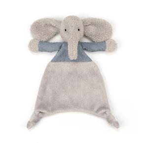 Jumble elefant, nusseklud