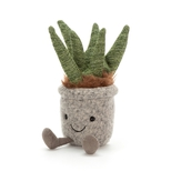 Amuseable Silly Sukulent Aloe, 20 cm