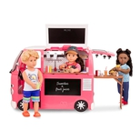Food truck pink