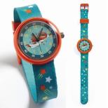 Djeco armbåndsur, Superhelt