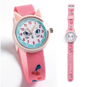 Djeco armbåndsur, Kat